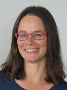 Schulseelsorgerin Anja Blattert
