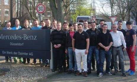 FIM14 Düsseldorf Gruppenbild