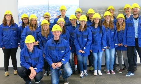 Chemiekurs BASF Ludwigshafen