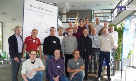 Auf Einladung des Zentralverbandes der Uhrmacher trafen sich Vertreter der deutschen Uhrmacherschulen an der Staatlichen Feintechnikschule mit TG.