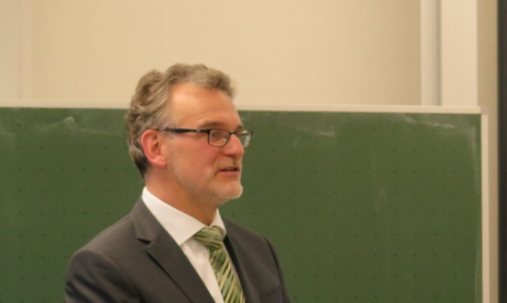 Bernd Faller, Geschäftsführer (CEO) der RAMPF Production Systems GmbH & Co. KG