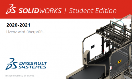 SolidWorks Student Version