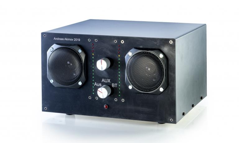 Andreas Akimov; Bluetooth-Lautsprecher
