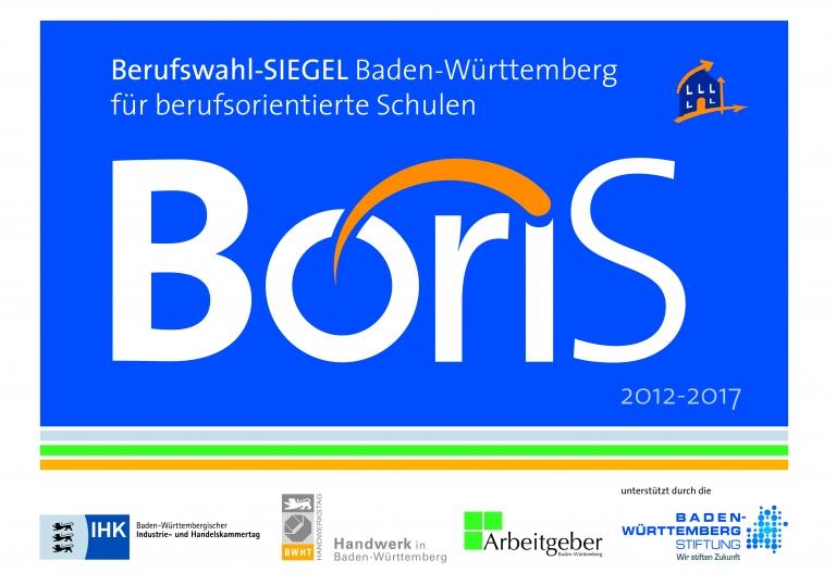 BoriS Zertifikat