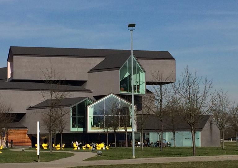 Vitra-Gebäudekomplex